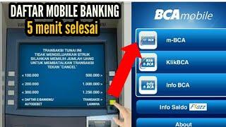 Cara Daftar Mobile Banking Bca Mudah 5 Menit Selesai Mbanking Mbca