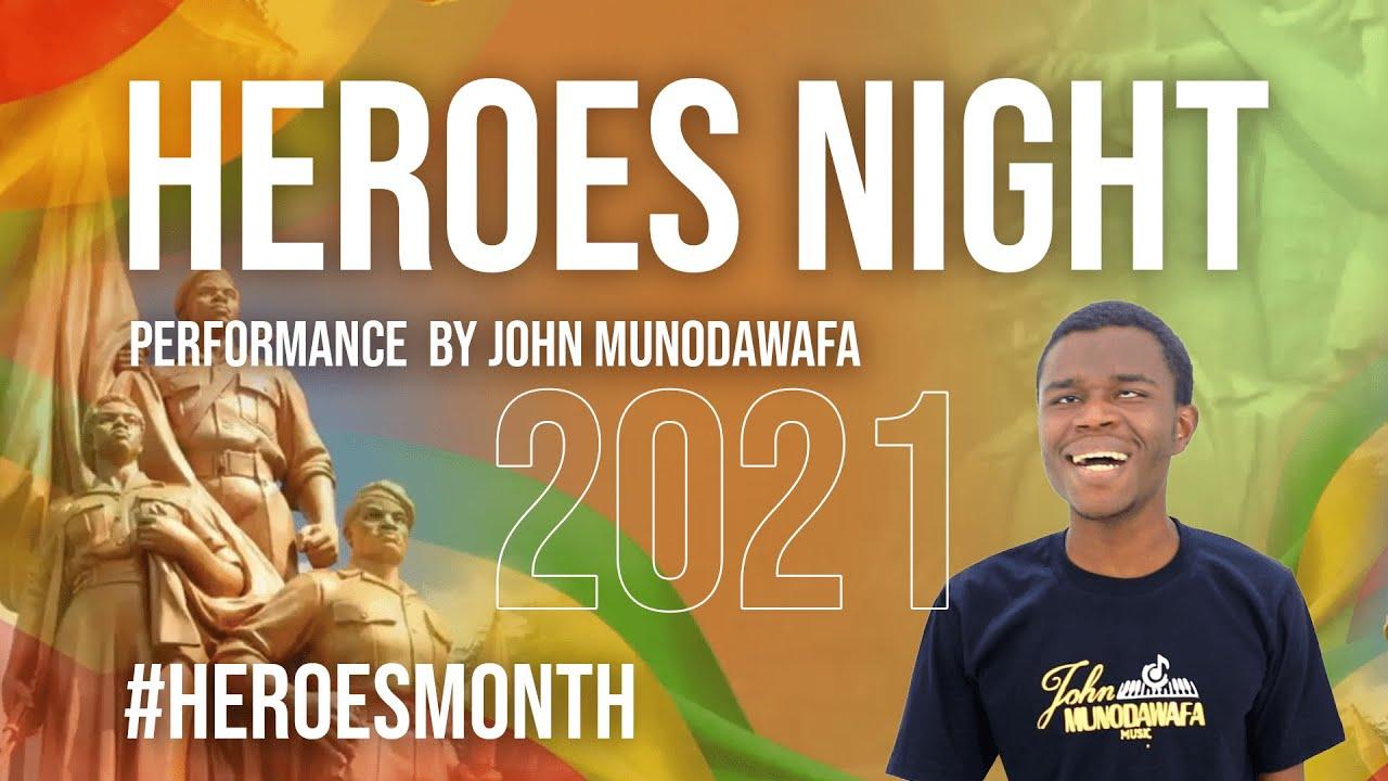 Download JOHN MUNODAWAFA PERFORMANCE | HEROES NIGHT | 2021