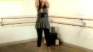 Видео уроки Tecktonik lesson от Lili Azian 1