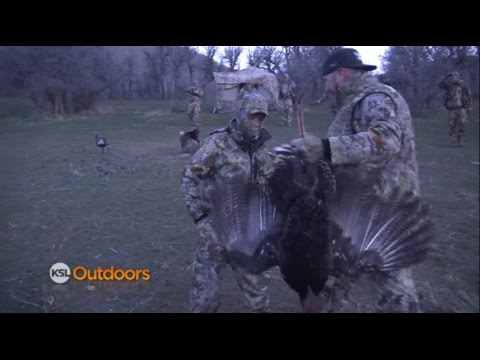 King's Camo Turkey Hunt for Special Needs Kids: Dallas' Hunt