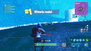 Fortnite real super victory!