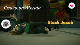 Crucio on Merula Harry Potter Hogwarts Mystery