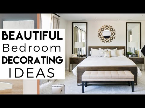 Interior Design |Bedroom Decorating Ideas | Solana Beach REVEAL #1