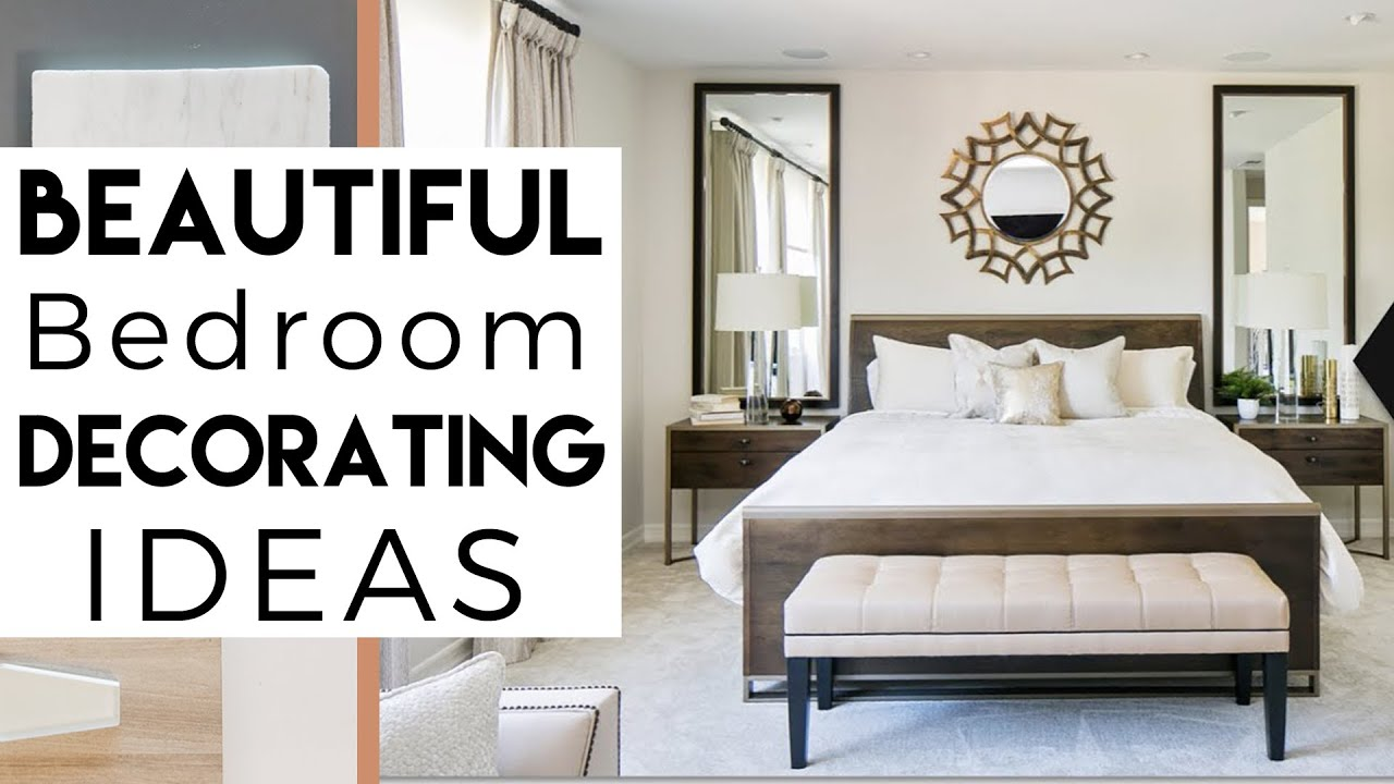 Lovely Interior Design | Bedroom Decorating Ideas | Solana Beach REVEAL #1