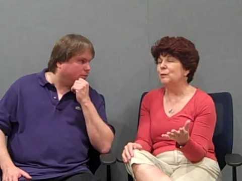 Psychic Bob Visits with Maribeth Decker