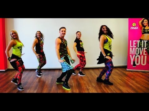 ZUMBA FITNESS - BEYONCE - END OF TIME MERENGUE REMIX