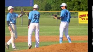 2015 Camden Baseball Senior Video