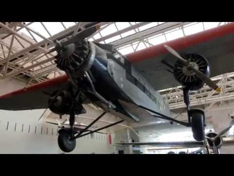 Ford Tri Motors Aircraft the Tin Goose 1926 through 1933