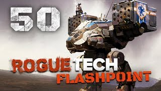 Let's play Roguetech / Battletech Flashpoint! This series is about ...