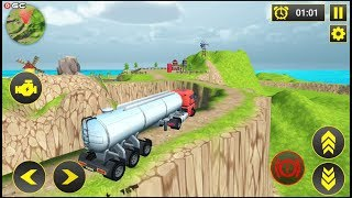Crazy Heavy Euro Truck Transport Simulator - Heavy Truck Games - Android Gameplay