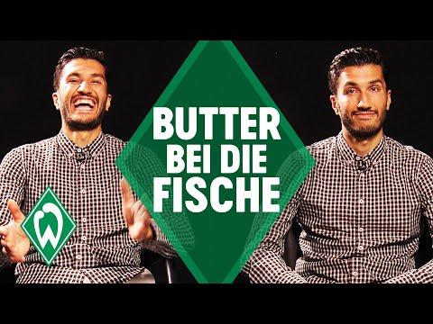 Nuri Sahin - Butter bei die Fische | SV Werder Bremen