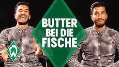 Nuri Sahin - Butter bei die Fische   SV Werder Bremen