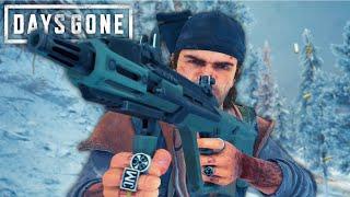John Wick Horde Takedown   Days Gone Survival Mode