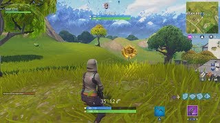 """""""Search Between A Scarecrow, Pink Hotrod and a Big Screen"""" - Week 2 Hidden Star Location (Fortnite)"""