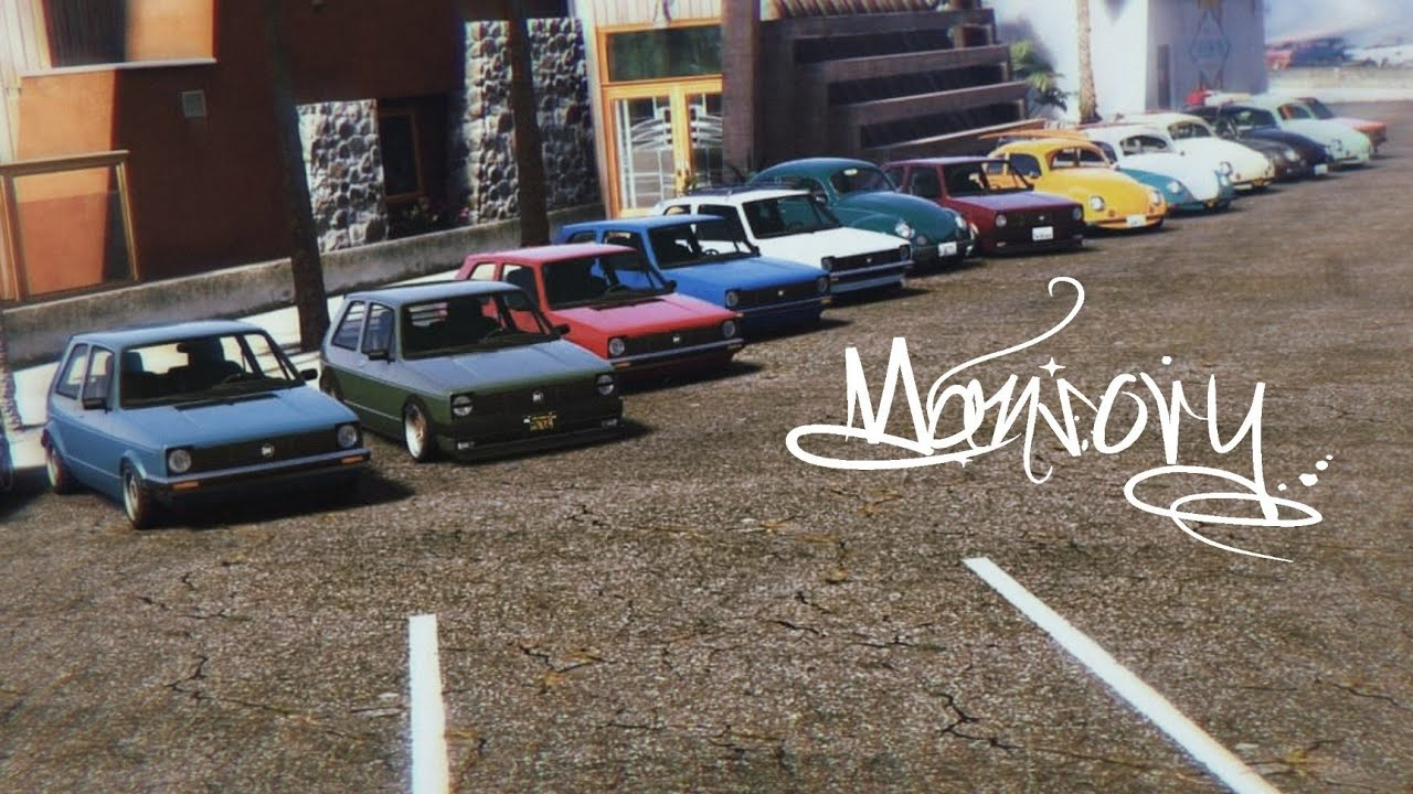 BF ICONS CAR MEET   ENCONTRO DE CARROS - GTA V ONLINE   MANSORY CARS CREW