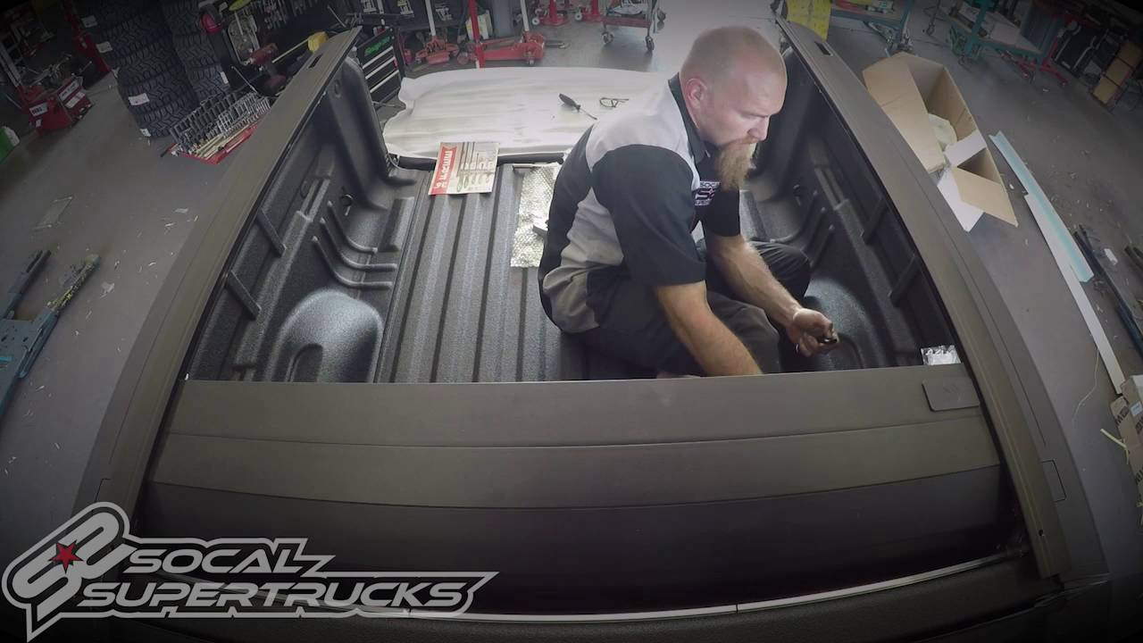 Retrax Bed Cover - Chevy Colorado - SoCal SuperTrucks ...