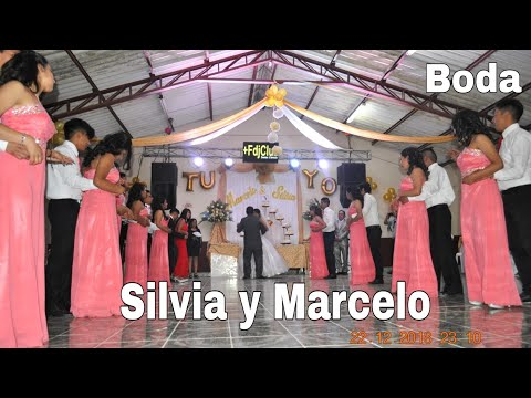 Boda De Silva Y Marcelo - Completo