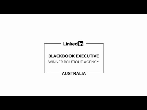 How Blackbook Executive Became a Top Socially Engaged Agency in Australia