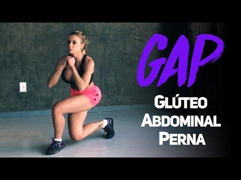 Treino GAP: A Combinação Perfeita de GLÚTEO + ABDOMINAL + PERNA   Sérgio Bertoluci
