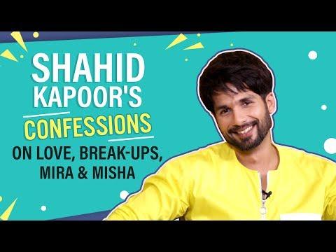 Shahid Kapoor: My first heartbreak was in the ninth standard | Kabir Singh | Tera Ban Jaunga