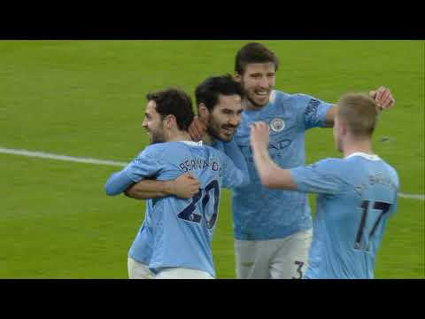 Manchester City Crystal Palace Goals And Highlights