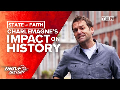 Dave Stotts: Charlemagne's Impact on the Course of Christian History   TBN