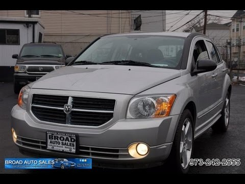 2007 dodge caliber rt awd 2 4 gas doovi. Black Bedroom Furniture Sets. Home Design Ideas