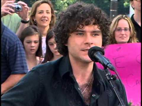 Paddy Casey ~ Fear (live)