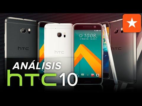 HTC 10, review en español