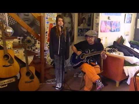 Johnny Wakelin - In Zaire - Acoustic Cover - Danny McEvoy & Jasmine Thorpe
