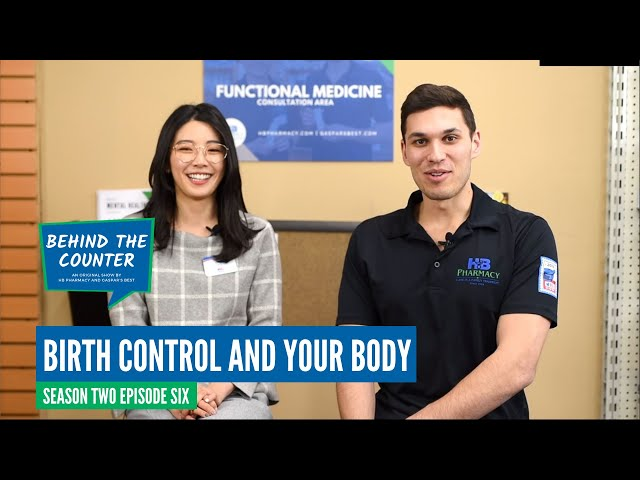 Birth Control And Your Body
