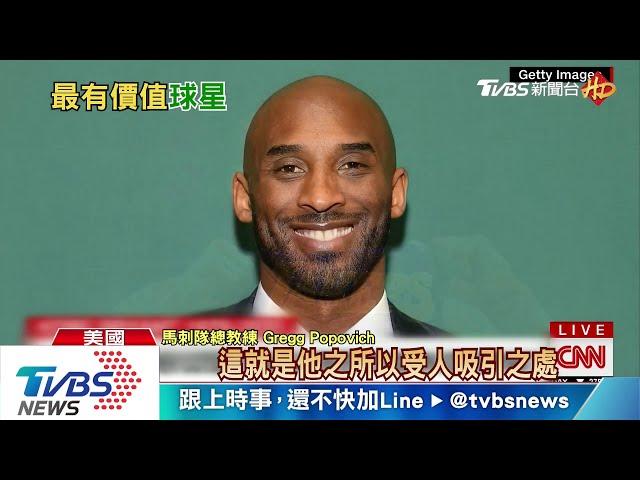 【十點不一樣】Kobe 退休之役 單場獨得60分創新猷