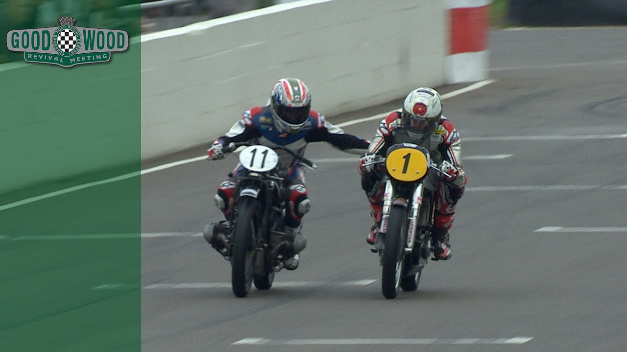 troy corser gets cheeky during overtake at revival  troy corser rennfahrer im bmw motorrad motorsport lager im interview #1