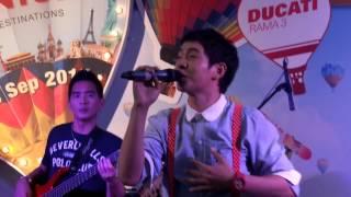 Medley เพื่อนสนิทคิดไม่ซื่อ,คนดีดีทำไมไม่รัก,แพ้แล้วพาล - ไอซ์ ศรัณยู @Mega Bangna 12/09/15
