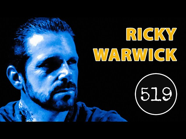 Ricky Warwick - In The Studio With 519 (Episode 2) [Thin Lizzy / Black Star Riders]