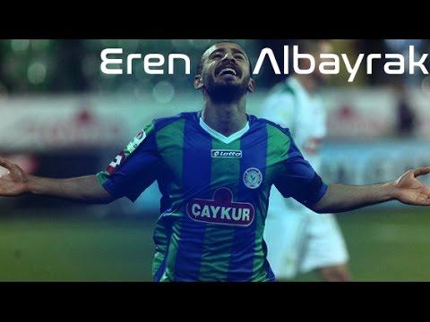 Eren Albayrak - Rizespor 2013/2016 [Goals,Skills,Assist]ScouTR