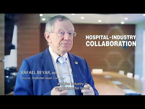 Israeli Digital Health Industry