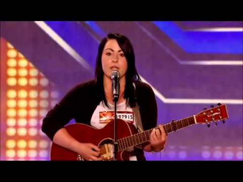 Lucy Spraggan - Last Night [X-Factor Audition]