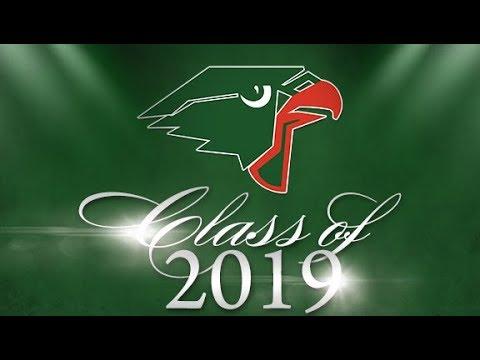 Harlingen High School South Graduation 2019