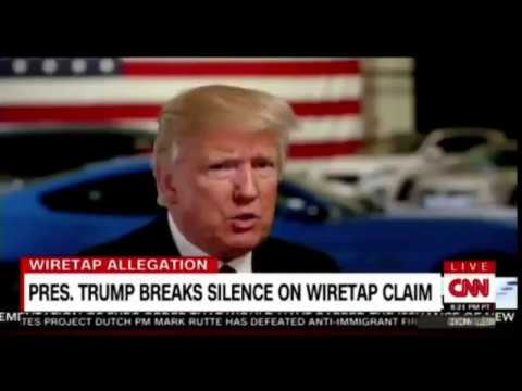 federal judge blocks new trump travel ban & trump fails to prove wiretapping