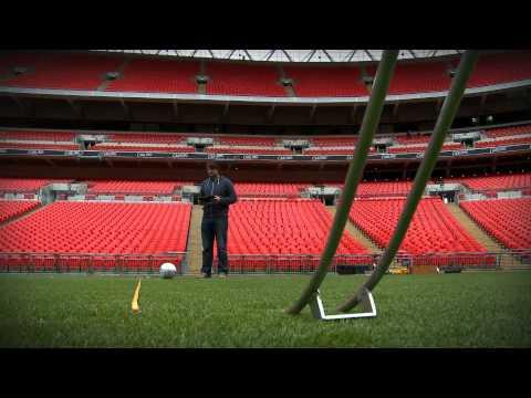 Wembley Pitch - FA Cup Semi Final Preparations   FATV