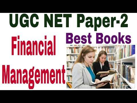 """Best Books To Read For """"Financial Management"""" UGC NET Paper 2, Management and Commerce"""