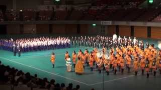 Wind Band Performance Battle (Toho VS Anjo VS KyotoTachibana) / Nagoya Marching & Baton WAVE2013