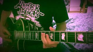Monster Truck - Denim Danger(Guitar Cover)