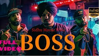 Boss area ch mitran nu boss kehnde ne Sidhu Moose Wala Game Changer New Punjabi Song 2017