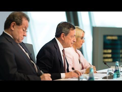 ECB Press Conference - 20 July 2017
