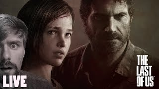 BANDITS! | The Last of Us Remastered | Grounded Gameplay [LIVESTREAM] Part 4 - 50 Likes for Porn?!