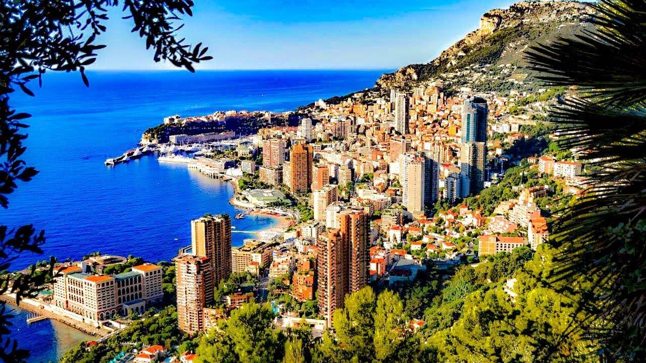 A Walk Around the Beautiful City of Monaco - YouTube