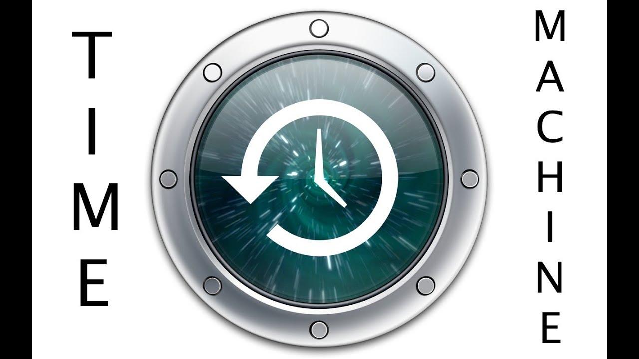 Настройка Time Machine. Делаем бекап системы OS X с помощью Time Machine