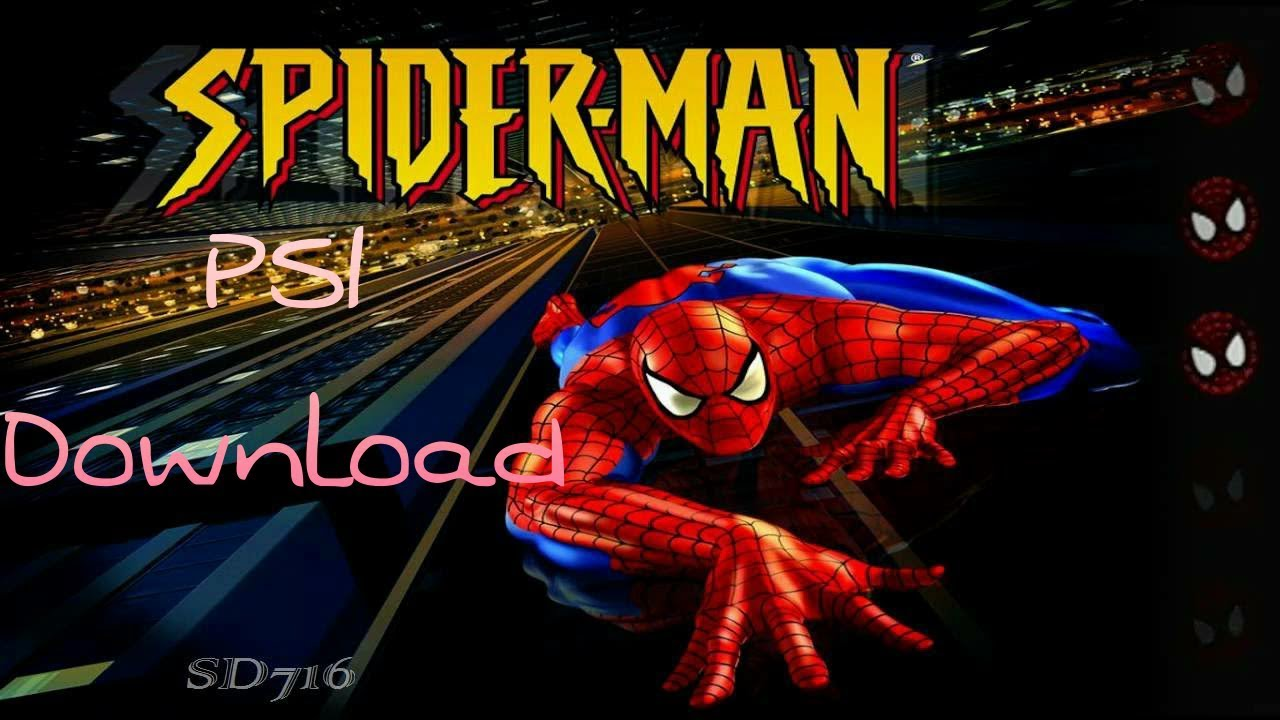 How TO DOWNLOAD ?spider man Ps1 game on android?? - YouTube